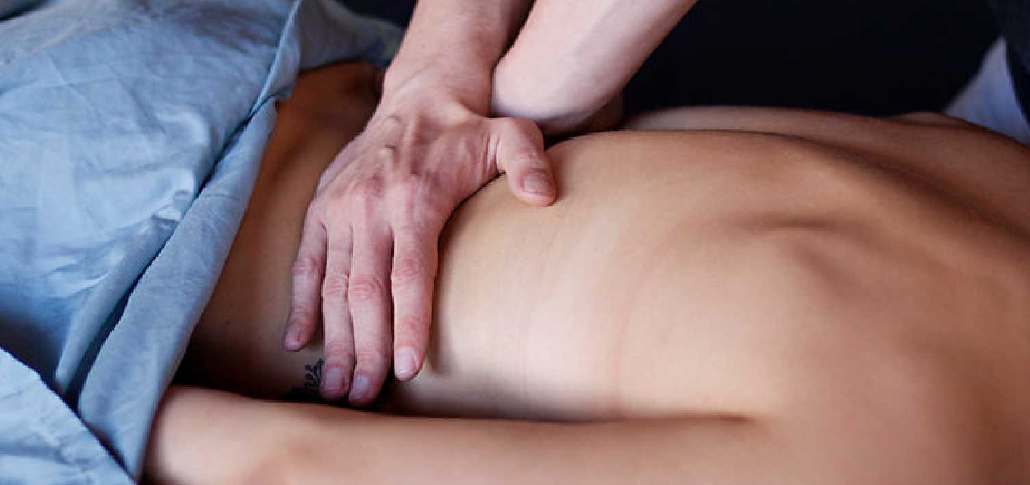Low back Pain Massage   Deep Tissue Massage