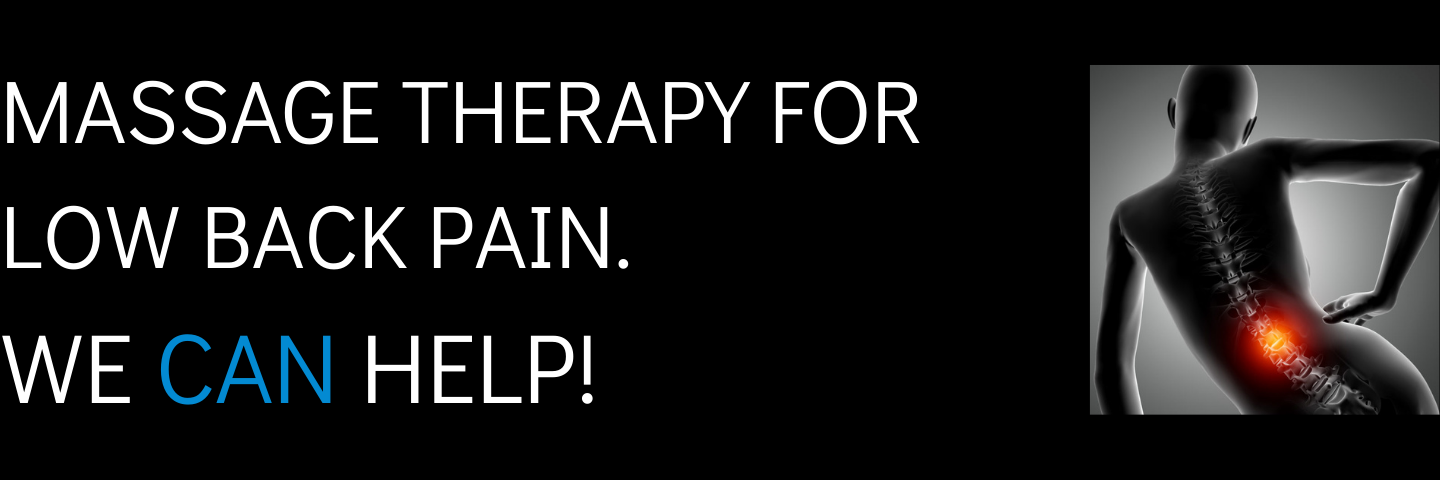Massage Therapy for Low Back Pain   Optimal Massage Therapy Colorado