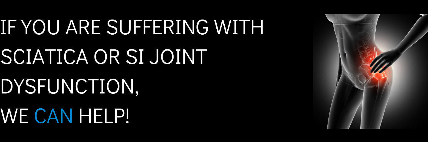 Massage Therapy for Sciatica Near Me   SI Joint Dysfunction Treatment