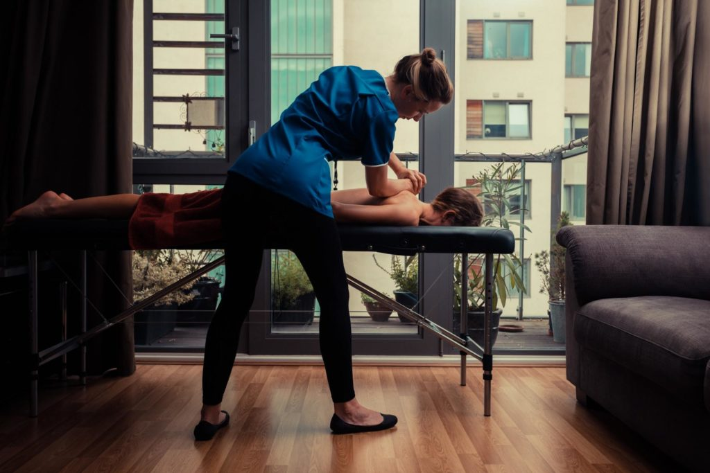 Pain Management Massage Therapy Home Service | Optimal Wellness CO